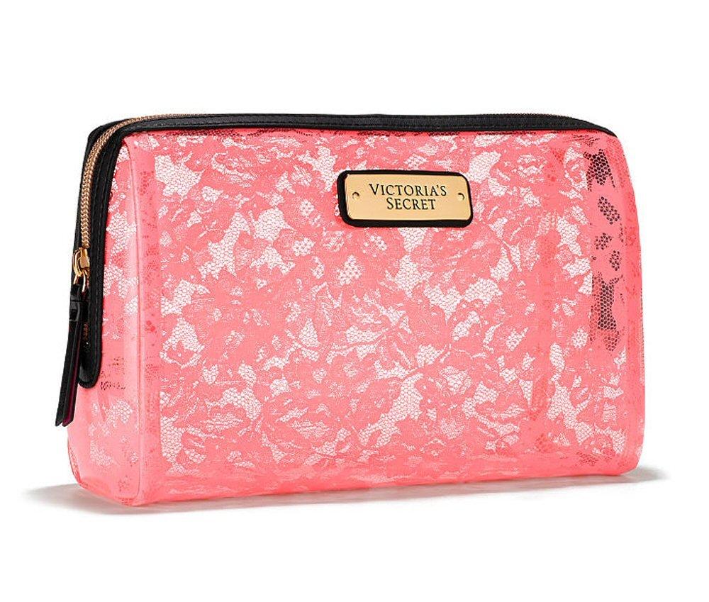 6c3d0f49784e5 Victoria's Secret Large Beauty Bag Cosmetic Bag Makeup Bag