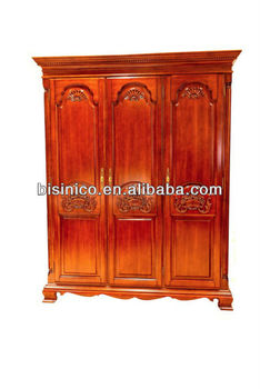 Wonderful Queen Anne Style Furniture, Bedroom Furniture Set Wardrobe/Armoire,  Classical British Royal