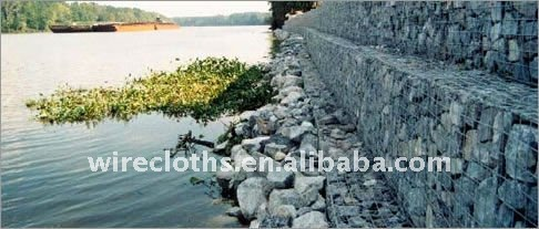 guide river welded gabion mesh