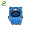 Best Selling Ductile Iron PE Pipe Grip Coupling
