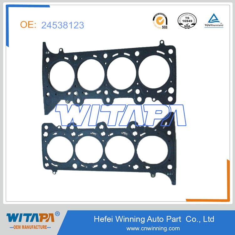 Oem Chevrolet N200 N300 Spare Parts Cylinder Head Gasket 24538123 From Manufacture Buy Cylinder Head Gasket Chevrolet N200 N300 Spare Parts 24538123