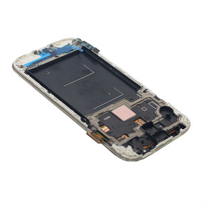 Cheap price S4 white lcd screen, for Samsung galaxy S3 S4 S5 S6 lcd Display