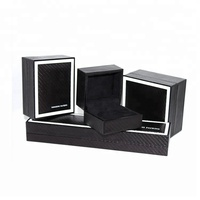 High quality fashion custom simple style jewelry box