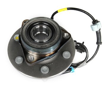 ACDelco FW291 GM Original Equipment Front Wheel Hub and Bearing Assembly with Wheel Speed Sensor and Wheel Studs