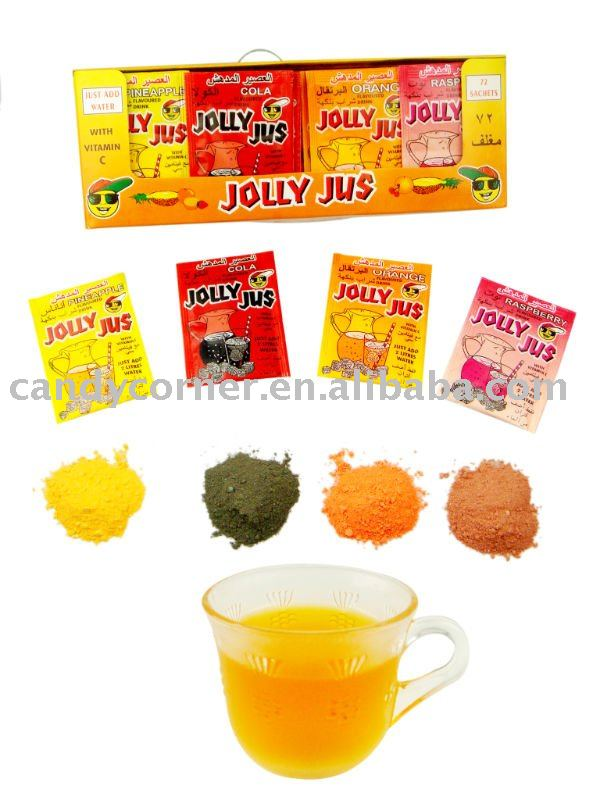 Fruit Juice Powder