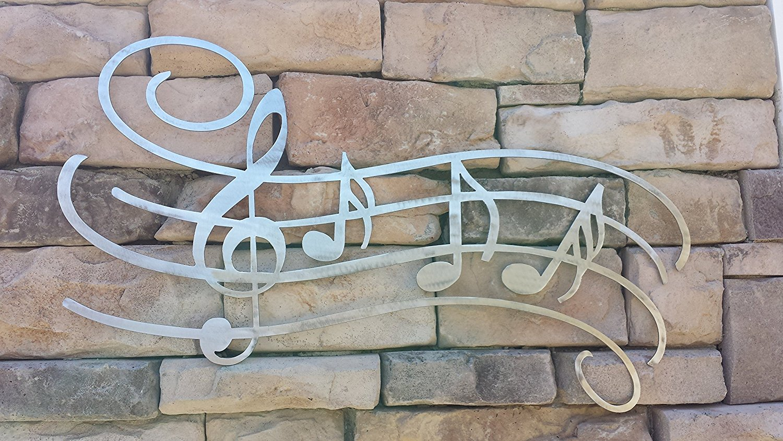 Wall Art 12 X24 Metal Steel