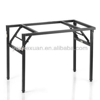 Steel Folding Table Legs Hc 6004 6009