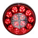stop/tail/turn and back up 4 functions led light for trucks and trailers