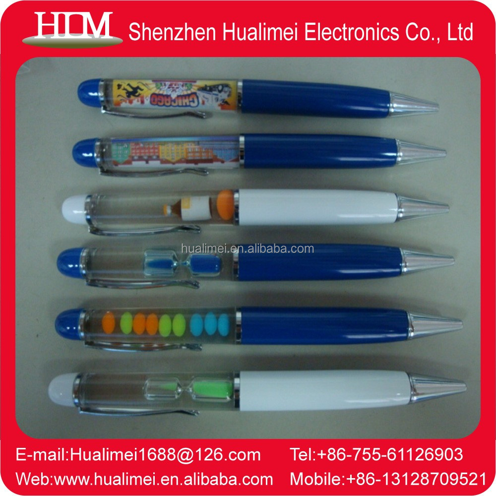 oil pen,liquid ink roller pen,floating metal ball pen