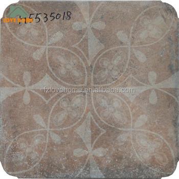 High Definition Printing Retro Design Floor Decal Ceramic Tiles ...