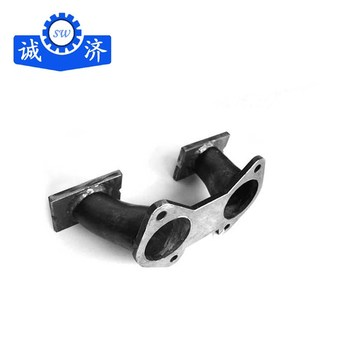 OEM Precision casting carbon steel drive air intake