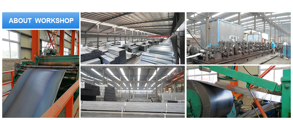 Tianjin Tengfeng International Trading Co., Ltd. - STEEL PIPE, STEEL ...