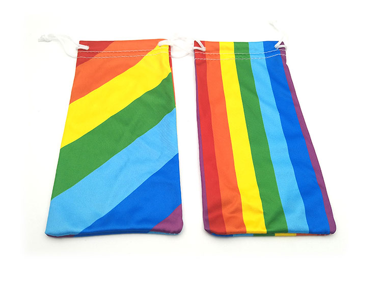 Free Sample Cotton Sunglasses Pouch Bag,Custom Logo Sunglasses Pouch Packaging