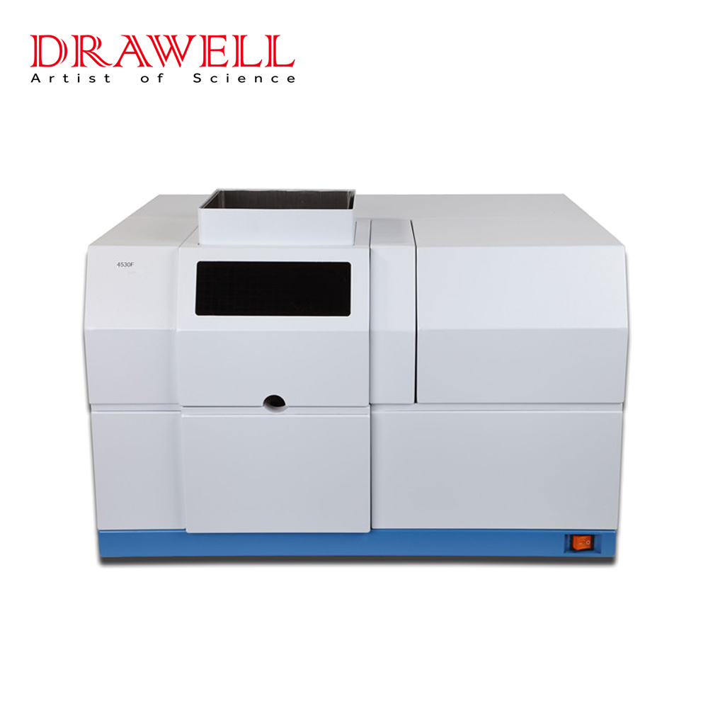 Drawell Atomic Absorption Spectrophotometer AAS DW-AA4530F