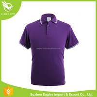 High Quality Striped Cotton Polo T-Shirt Cheap Custom Wholesale