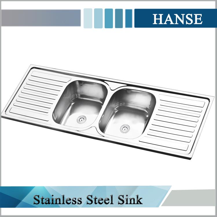 k e15050 double drainboard kitchen sinks 15 bowl kitchen sink 15m stainless. beautiful ideas. Home Design Ideas