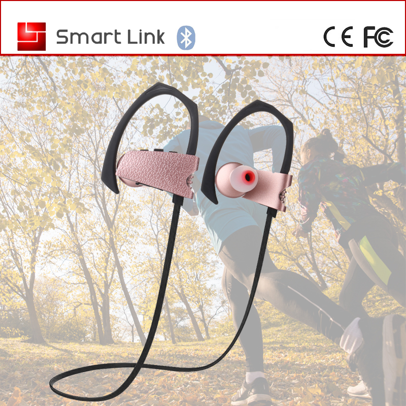 Factory price sports wireless earphones bluetooth headphone bluetooth earphone with Mic