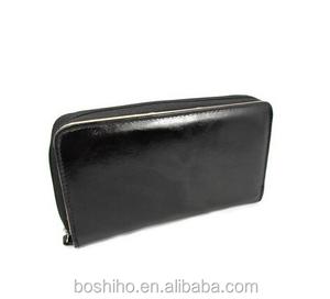 3b8eda6fcc custom wholesale organ style leather organizer coupon wallet