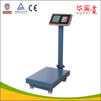 4cf4909e187 100kg 150kg 200kg tcs electronic platform scale digital weighing scale