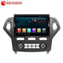 Wholesale big touch sceen gps for car android auto car stereo with,radio bluetooth,4g,wifigps navigation For Ford Mondeo Chiax