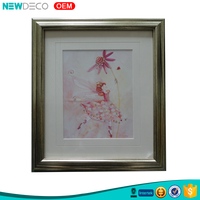 Wholesale and custom wooden oil painting frame