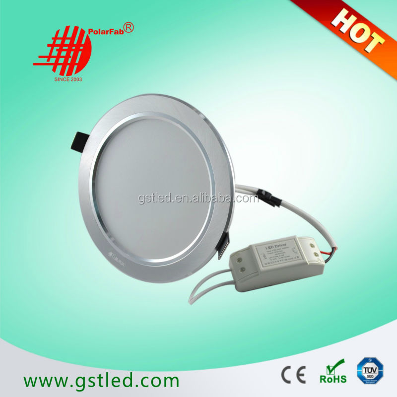 Hole size 80mm 4 inch 3W led hotel downlight with 3 years warranty CE ROHS approval