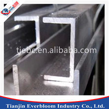Good quality c channel and mild steel price , structural steel weight chart