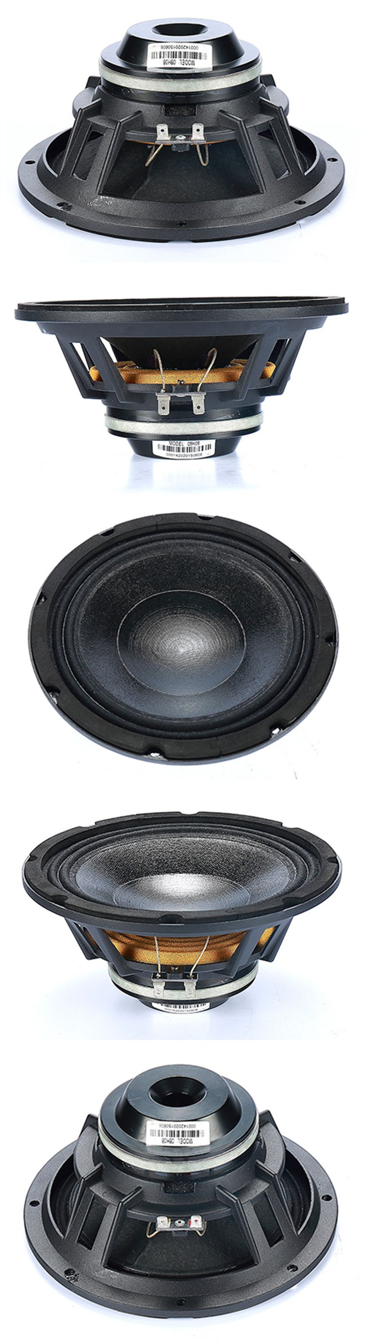 Best Price 8'' Full Range Speaker Driver For Line Array Sound ...