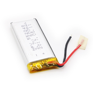 rechargeable lifepo4 battery 3.7v 600mAh lifepo4 battery cell