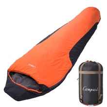 Mummy outdoor 3 season camping outdoor sleeping bag