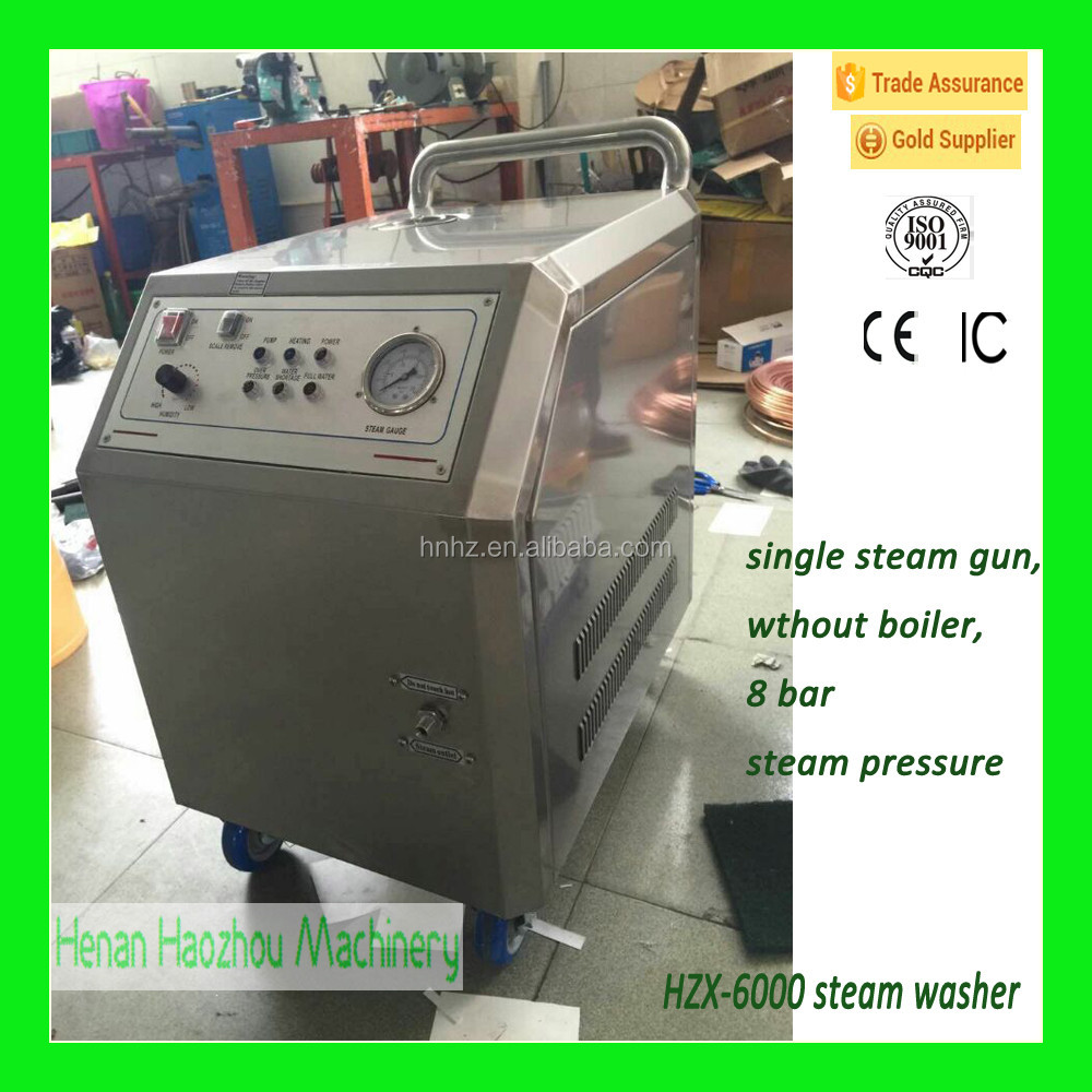 HZX-6000 Electrical Car Wash Machine Washing Machine Outlet Mobile Truck Wash Machine