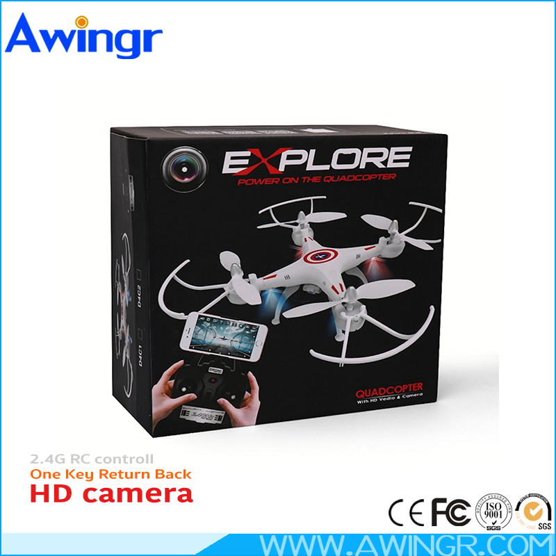 Best choice top selling products 2.4G Remote Control Professional WIFI drone in alibaba