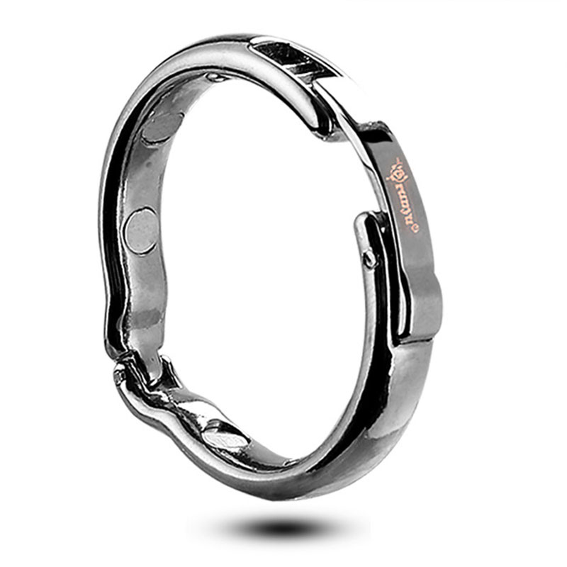 Penis Glans Ring Magnetic Sheath Compound Male Circumcision Enhancement Ring