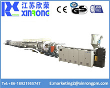450mm PE water drainage pipe production line