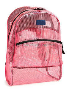 e1f7e7f6abd8 Cute Fashion Mesh Backpack For Girls