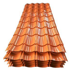 0.2MM galvanised steel tile/ PPGI Corrugated Roofing Sheet