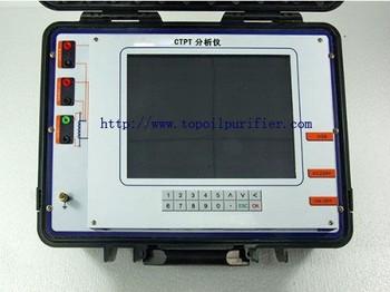 Ct And Pt Transformer Ttr Tester,Polarity Test,Coil Resistance Measurement  - Buy Ttr Tester,Transformer Ttr Tester,Current Transformer Ttr Tester