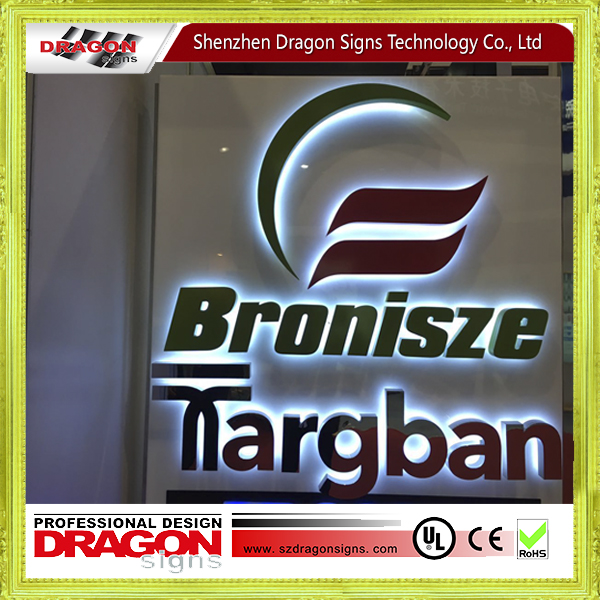 China wholesale websites diy led backlit channel letter for Cheap channel letter signs