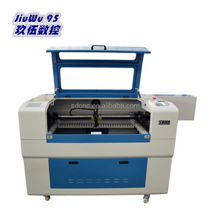 High Quality 9060 CNC Mini Wood Laser Cutting Machine Made in China