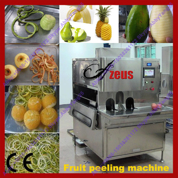 Widely used Fruit Peeling Machine/Watermelon peeling machine