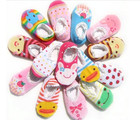 Newborn Baby Summer Anti slip animal Indoor socks for boys and girls