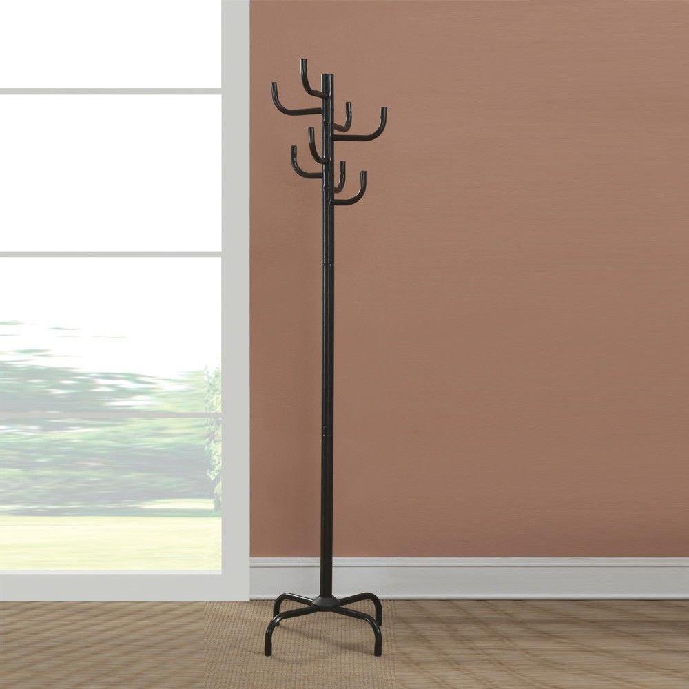 office coat tree. Get Quotations · 1PerfectChoice Entryway Hallway Living Room Office Coat Rack Hat Tree Hanger Hook Iron In Black