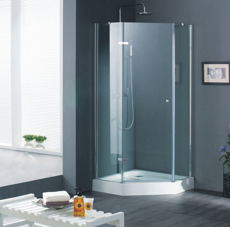 Fully Enclosed Shower elegant top quality factory price fashion design acrylic tray