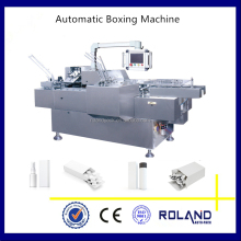 Automatic carton filling sealing machine for led bulb