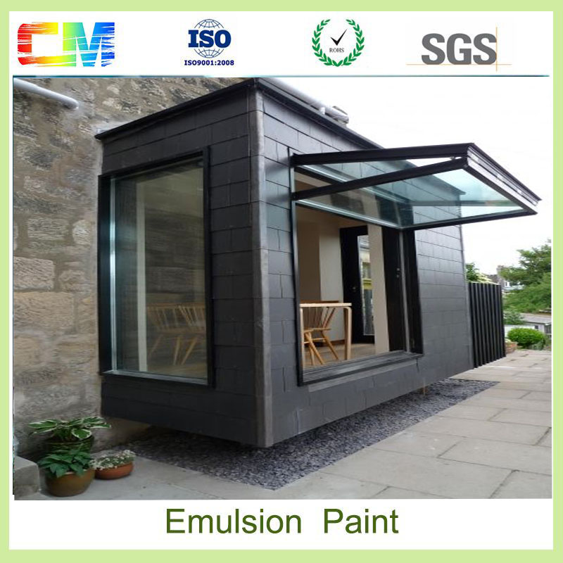 Wholesale excellent weather resistance styrene acrylic polymer emulsion exterior house paint for interior wall
