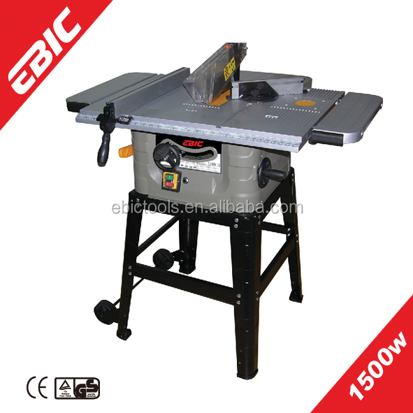 EBIC High Quality Table <strong>Saw</strong> 1500W 80mm electric <strong>saw</strong> prices
