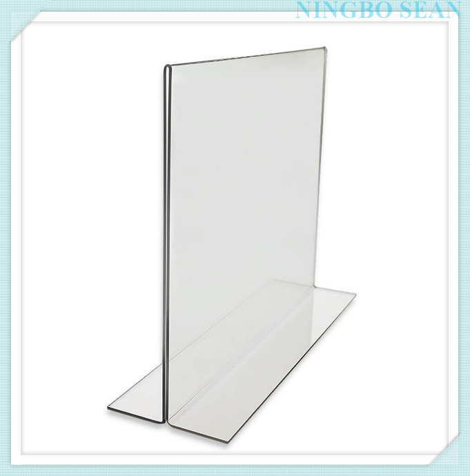 Restaurant table top displays acrylic table menu display for Html display table