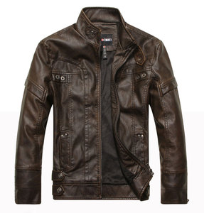 Leather Vest Biker Moto Jacket Motorcycle Accessories Mens Womens