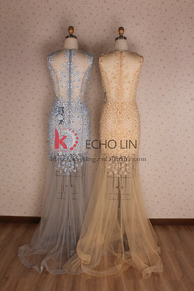 Elegante Designer One Piece Kleid Designer Abendkleid Muster 2016 ...