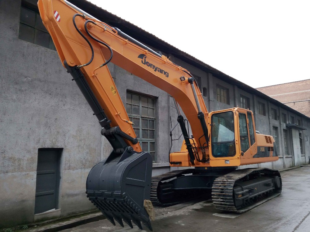 China (JY630E) 30t Crawler Hydraulic Excavator China supplier